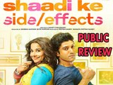 Public Review Of Shaadi Ke Side Effects | Vidya Balan & Farhan Akhtar