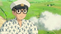 """""""The Wind Rises"""" Clip - 'Airplanes Are Beautiful Dreams'"""