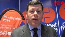 Vidéotour des municipales à Vannes : Vincent Salette