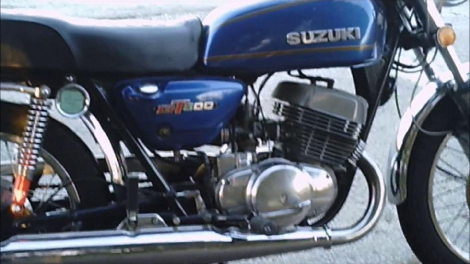 suzuki gt500
