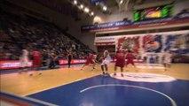 Play of the night: Mantas Kalnietis & Derrick Brown, Lokomotiv Kuban Krasnodar