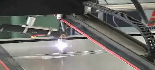 CNC PLASMA CUTTING TABLE Tracker