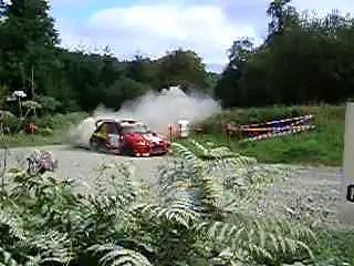 Peugeot Cosworth Opel DTM V6 400hp @ 10,000 rpm