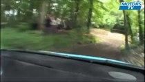 Peugeot onboard camera - 2011 Rally Terre de Langres - Volant 207
