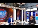 @MédiasInfos / Ségolène Royal s'exprime sur la Une de Closer à propos de François Hollande et Julie Gayet