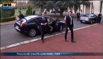 """François Hollande """"déplore les atteintes au respect de la vie privée"""""""
