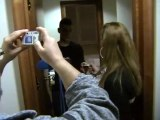 Sul set di Melissa 01 - La stanza di Andrea