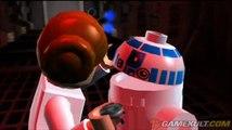 LEGO Star Wars II - Leia en fuite