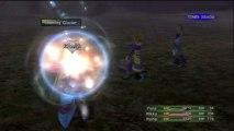 Final Fantasy X-2 HD Remaster (English subs part 094) Mushroom Rock Road - Den of Woe