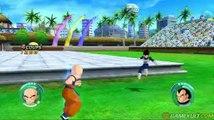 Dragon Ball : Raging Blast - Le meilleur ami vs l'ennemi juré de Sangoku