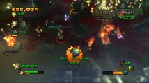 Burn Zombie Burn - Modes de jeu