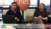 Le CES 2012 vu de France, dernier jour : les gagnants des CES Awards, le tactile est mort ?