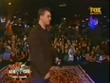 WWF New York 2/4/01 -WCW Chants, Shane-O-Mac and Vince sucks chants