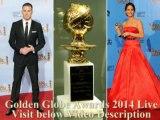 Full - Red Carpet - Golden Globe Awards 2014 Live Online NBC