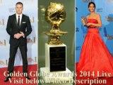 WATCH 2014 Golden Globe Awards Red Carpet Live