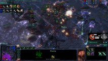 StarCraft II : Wings of Liberty - MLG Spring Arena 2 - Stephano Vs Ryung : match 3