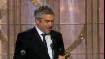 Golden Globes: Sandra Bullock herpes joke!