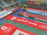 Mario & Sonic aux Jeux Olympiques - Trailer Equipe Mario