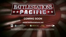 Battlestations : Pacific - Trailer euro