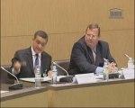 Audition de M. Jean-Louis Nadal, Procureur gl près la Cour de cassation - Mercredi 1 Septembre 2010