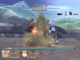 Tales of Legendia - Combat contre un poulpe