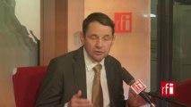 Thierry Mandon : « Je pense que le président François Hollande devrait très vite éclaircir sa situation personnelle que l'on passe à autre chose. »