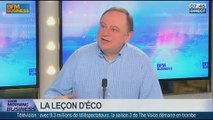 Jean-Marc Daniel: L'industrie automobile - 13/01