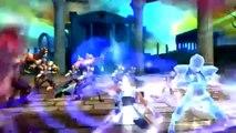 Saint Seiya, Les Chevaliers du Zodiaque : La Bataille du Sanctuaire - Vidéo de gameplay