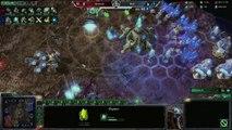 StarCraft II : Wings of Liberty - [MLG 2012] Ganzi vs MC #2 (poules)