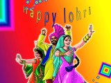 Happy Happy Lohri - Lets Celebrate Lohri