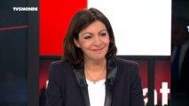 Anne Hidalgo invitée politique d'Internationales sur TV5 Monde/RFI/Le Monde ce lundi 13 janvier 2014 1/2