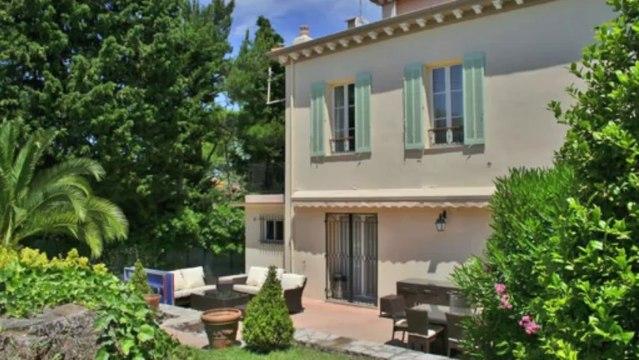 VILLA A LOUER au Cap D'antibes - Piscine - vue mer - 8 chambres - 350 m²