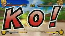 Dragon Ball Z Burst Limit - Décoloration express au salon de coiffure (mode VS)