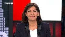 Anne Hidalgo invitée politique d'Internationales sur TV5 Monde/RFI/Le Monde ce lundi 13 janvier 2014 2/2