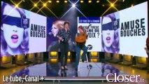 Elodie Frégé chante enfin son single dans Le tube !