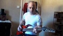 MUSIC N°10 - rixe guitare - solo blues DELTA - nouveauté rock français 2014