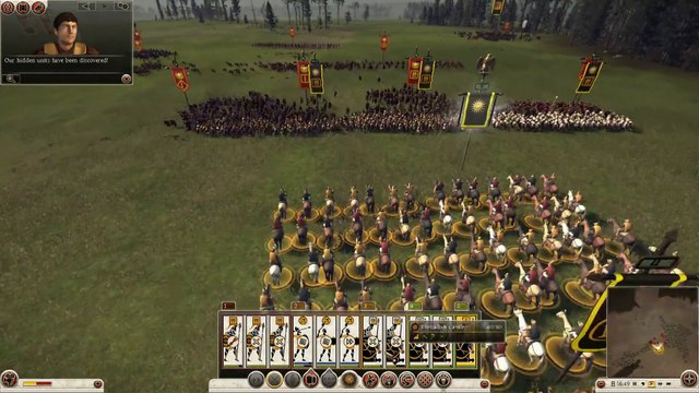 Total War : Rome II - Let s Play - Total War  ROME II - Skirmish vs. A.I. - Macedon vs Rome