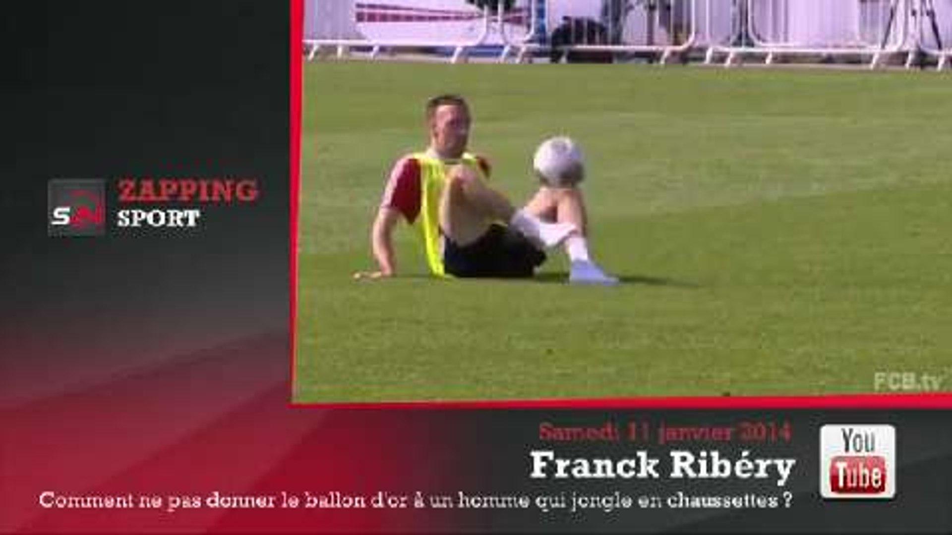 Zap' Sport : Religion dans le foot, Ribéry et Boudjellal