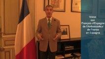Voeux de l'Ambassadeur de France en Espagne aux Français d'Espagne et aux Espagnols (2014)