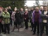 Une minute de silence observée en mémoire du veilleur de nuit tué à Isles - 13/01