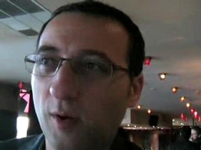 Mobile PoliTIC # 3 > Frank Tapiro
