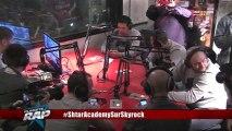 Freestyle de la Shtar Academy avec Tunisiano et Bakar en live dans Planète Rap