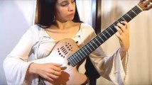 Classical Guitar Lesson - How to Play Black Star %28Intro%29 by Yngwie Malmsteen