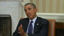 "Obama: Robert Gates was ""outstanding secretary of defense"""