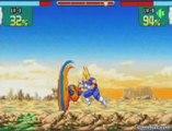 Dragon Ball Z Supersonic Warriors - Sangoku vs Majin Vegeta