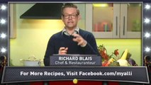 Richard Blais Talks Healthy Recipes