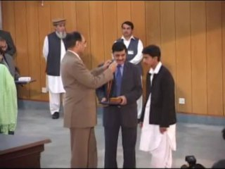 6 FBISE Ceremony Institute of Islamic Sciences Islamabad -Umair Latif 2006