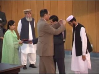 8 FBISE Ceremony Institute of Islamic Sciences Islamabad -Haris Saleem 2006