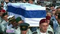 Israël : funérailles militaires en l'honneur d'Ariel Sharon