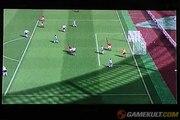Winning Eleven : Pro Evolution Soccer 2007 - Gameplay à l'E3 2006